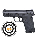Smith & Wesson M&P 380 SHIELD EZ with Manual Thumb Safety