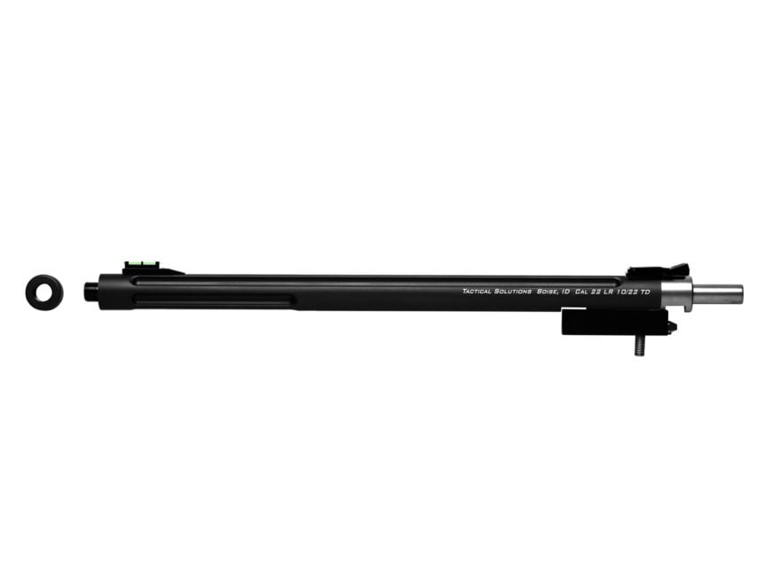 Tactical Solutions 10/22 TAKEDOWN Barrel Threaded Black 16