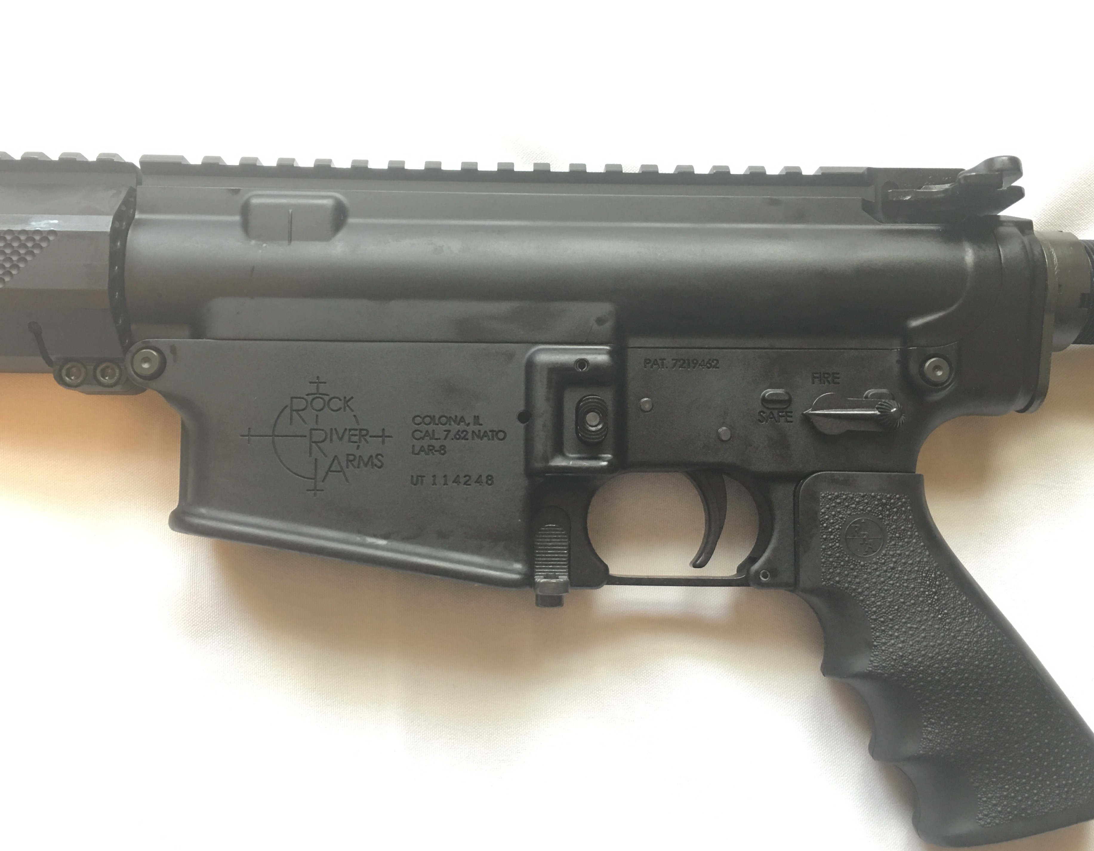 Lar-8 stock options