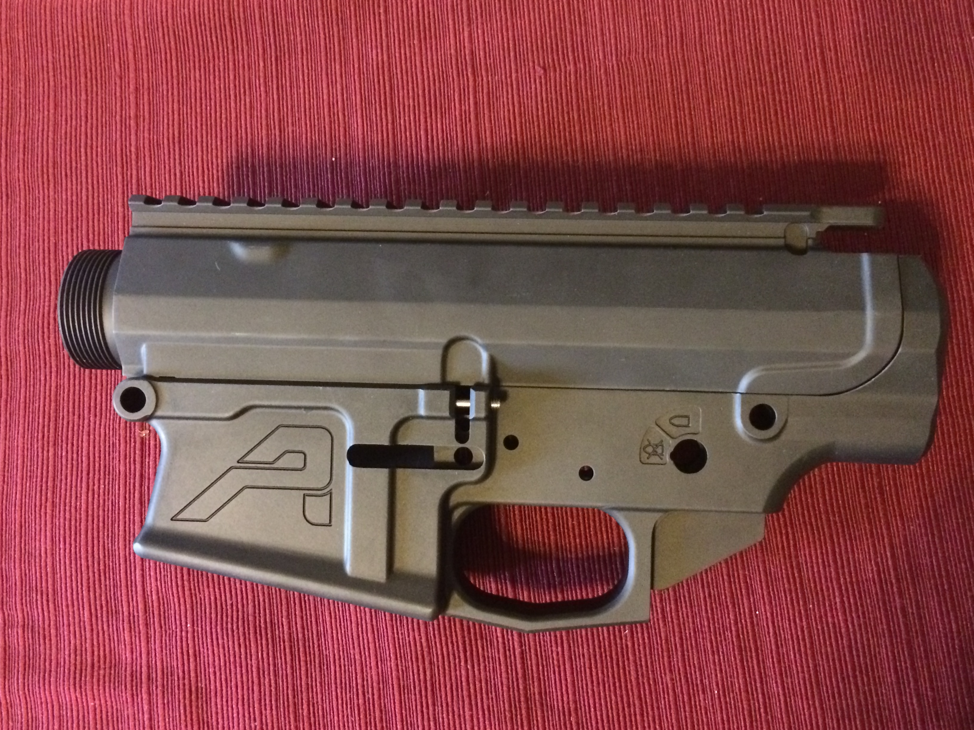 AERO PRECISION 308 SET APCS100001 AR10 Stripped low & upper