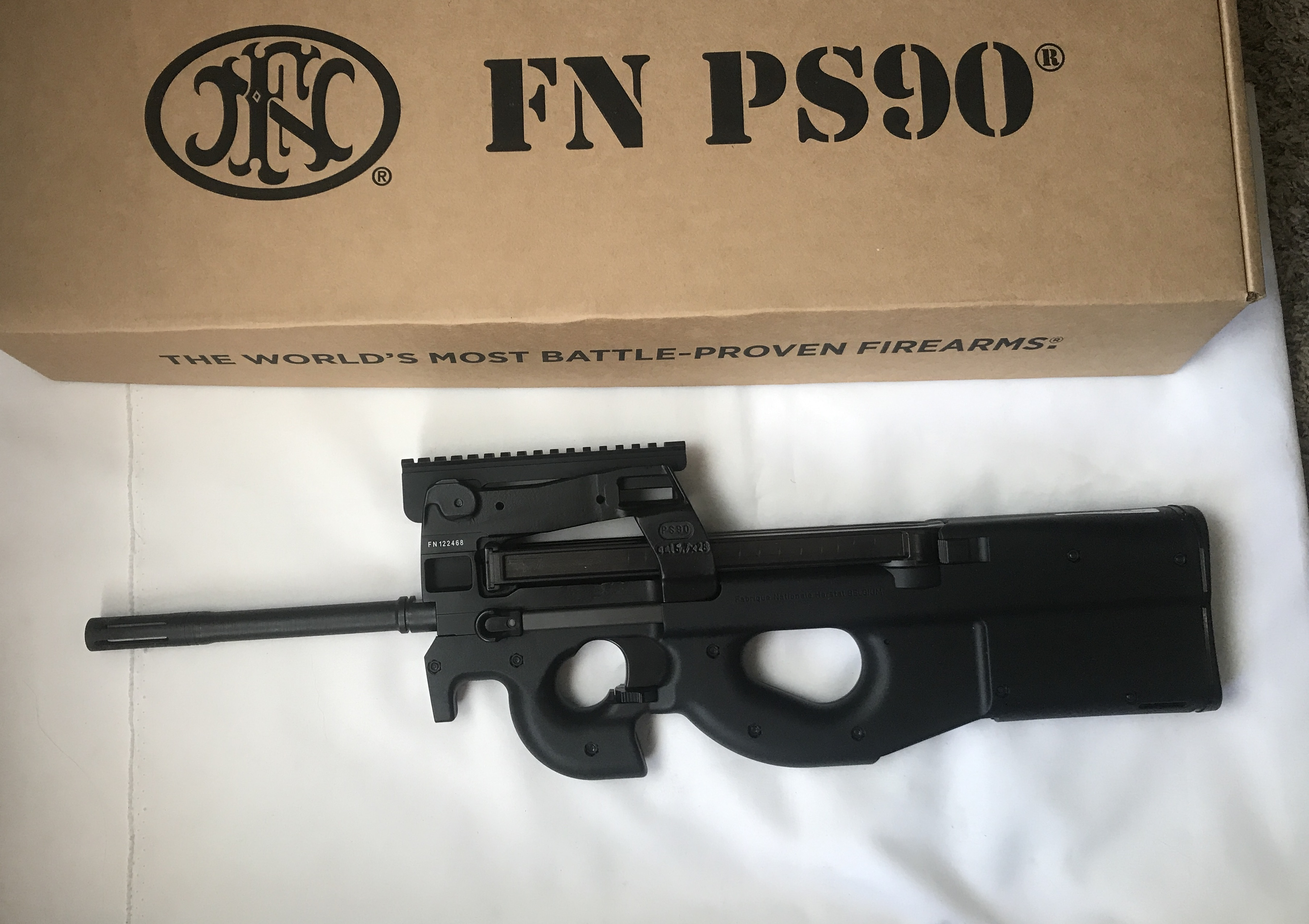 FN PS90 - Standard 30rd