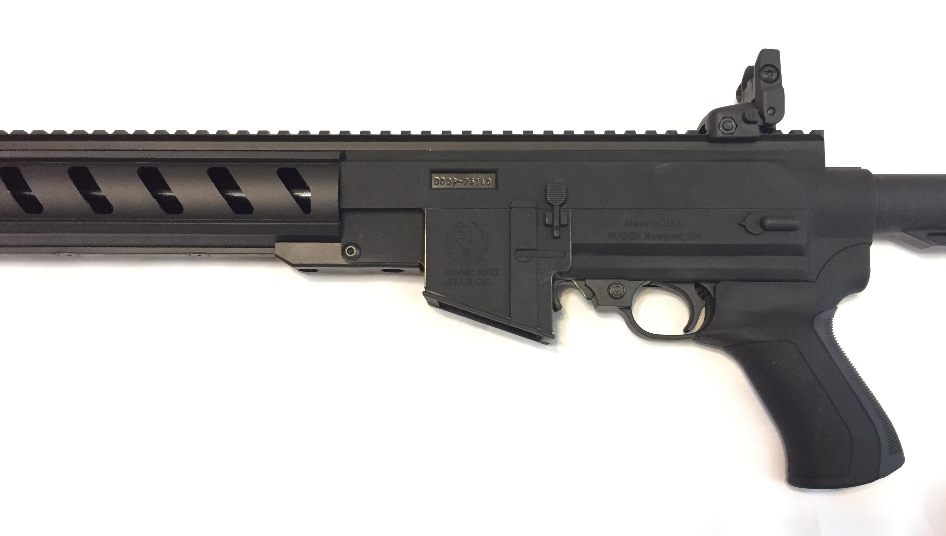 ruger tactical 10 22 model 11198 10 22 22lr 10 22 ati ar