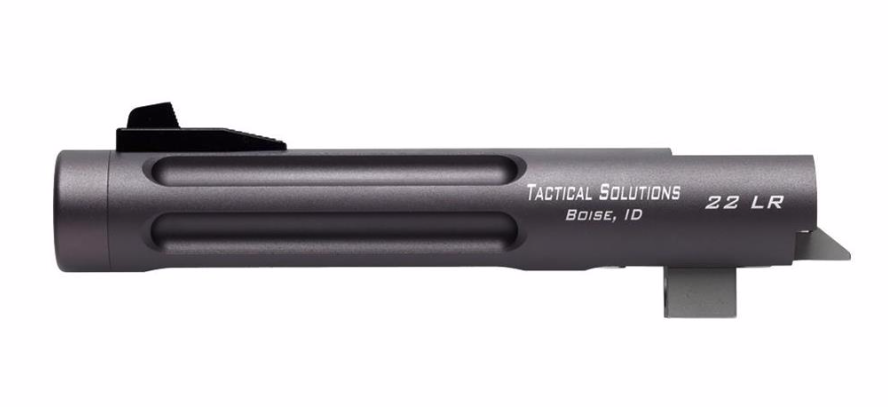 Tactical Solutions Trail-Lite Browning Buck Mark Barrel - Fluted GMG 5.5