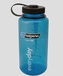 Nalgene 32oz Wide Mouth WM Blue Tritan