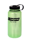 Nalgene 32oz Wide Mouth WM Glow Green Tritan