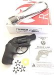 Ruger LCR MODEL NUMBER: 5456 CALIBER: 9MM