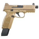 FN 509 Tactical, FDE, 17/24Rd