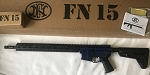 FN FN-15 Competition Rifle - Blue -  AR15