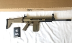 FN SCAR 17S .308 Winchester Semi-automatic Rifle FDE made in Belgium