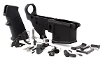 Aero Precision AR 15 Lower Multi Cal  with LPK Lower Parts Kit