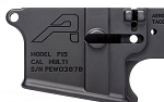 Aero Precision AR 15 Stripped Lower Receiver, Special Edition PEW