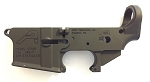 Aero Precision AR 15 Stripped Lower Multi Cal STS (Short Throw Safety)  Black