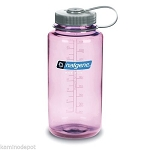 Nalgene 32oz Wide Mouth WM Cosmo with Platinum Cap