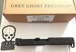 Grey Ghost Precision GEN4 GLOCK 17 Slide ONLY, Stripped-V2 APGG100012C