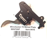 Timney Trigger #401-16  for Winchester 70  Nickel Plated