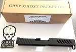 Grey Ghost Precision GEN4 GLOCK 17 Slide ONLY, Stripped-V1 APGG100011C