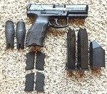 HK H&K VP9 VP-9 9mm Heckler Koch 700009-A5