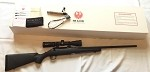Ruger American 16934 .308 rifle with scope