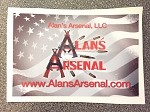 Alan's Arsenal 5