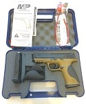S&W Smith & Wesson  10188 M&P 9 mm two tone 10188