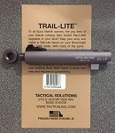 Tactical Solutions Trail-Lite Browning Buck Mark Barrel TLTEGMGNF Non-Fluted Gun Metal gray