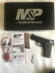 Smith & Wesson M&P 380 SHIELD EZ M2.0, No Thumb Safety