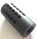 Tactical Solutions 10/22 .22LR Compensator Muzzle Brake, Matte Black