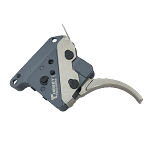 Timney Trigger THE HIT for Remington 700, Curved Shoe, Nickel-Plated