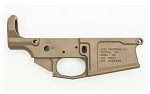 AERO PRECISION M5 Stripped Lower Receiver  (.308) FDE