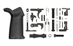 Aero Precision AR15 Enhanced Lower Parts Kit - MOE grip