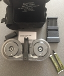 Beta Company drum C-Mag for AR / M16 with Clear cover 100rd