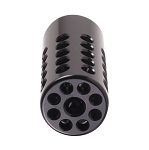 Tactical Solutions Pac-Lite .22LR Compensator Muzzle Brake, Matte Black