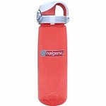 Nalgene OTF 24oz Bottle - Coral