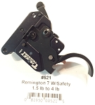 Timney Trigger #521 for Remington 7 w/ safety