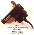 Timney Trigger #610 for Mossberg 100 Long Action w/Safety