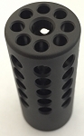 Tactical Solutions Trail Lite .22LR Compensator Muzzle Brake, Matte Black
