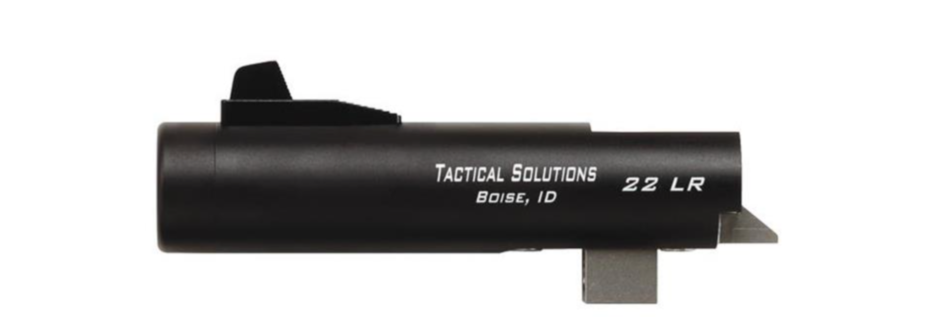 Tactical Solutions Trail-Lite Browning Buck Mark Barrel 4